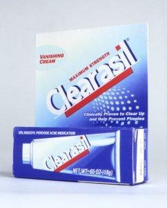 Clearasil by David Krueger
