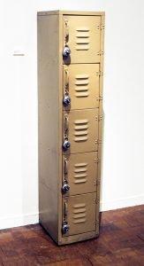 Locker by David Krueger