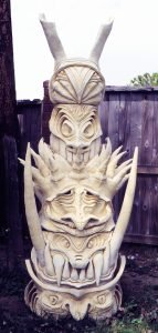 Tiki by David Krueger